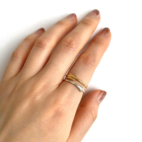 Arrow ring〈Silver〉