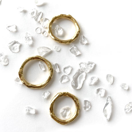 Grain ring〈Gold〉 #9 - #15