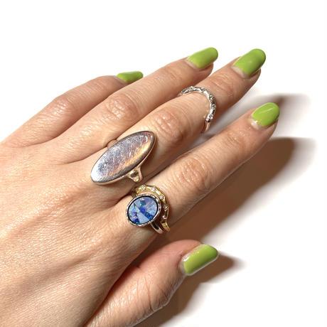 Layered ring