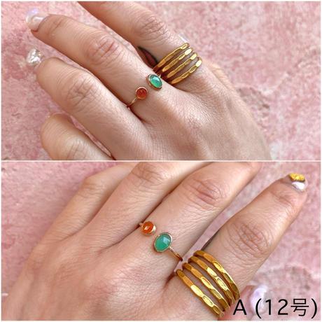 K10 combi ring (マルチカラー1)