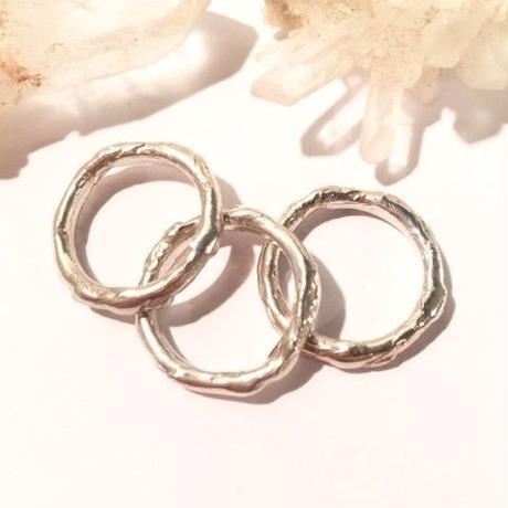 Grain ring <silver> #3 - #7