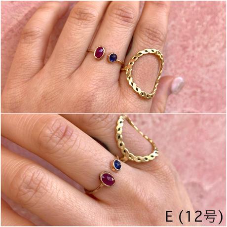 K10 combi ring (マルチカラー2)