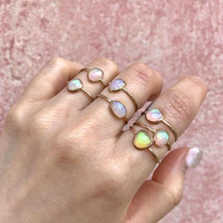 K10 ring (エチオピアオパール2)