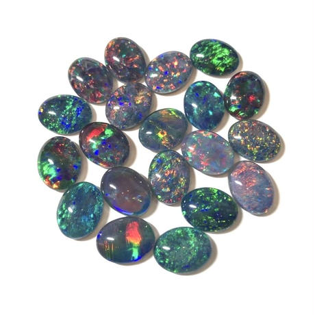 Tiny opal ring