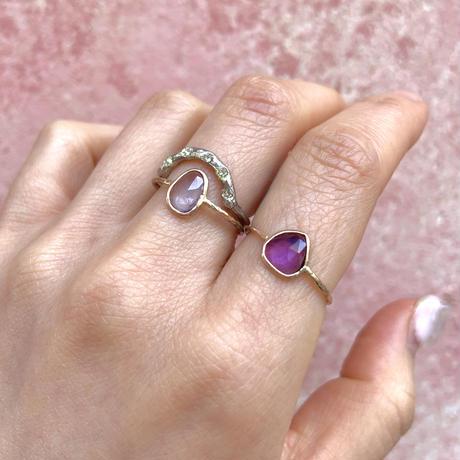 K10 ring (マルチサファイア2)