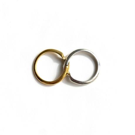 【受注商品】Infinity ring #14〜