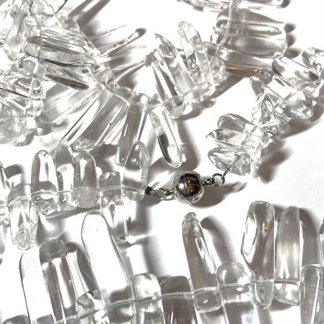 Crystal choker (ポリッシュ/Magnet type)