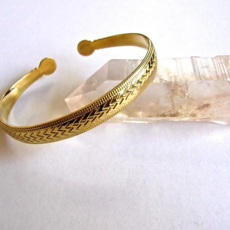 Bangle-2  gold