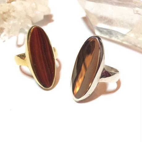 【受注商品】Oval ring