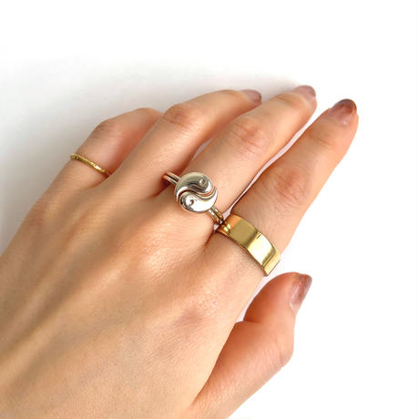 Stamp ring / Arrow