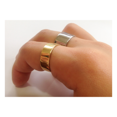 Stamp ring/Arrow
