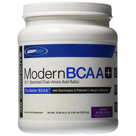 USP Labs Modern BCAA+  グレープバブルガム風味 535.5 g