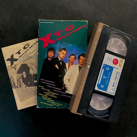 XTC / Best Hits (VHS)
