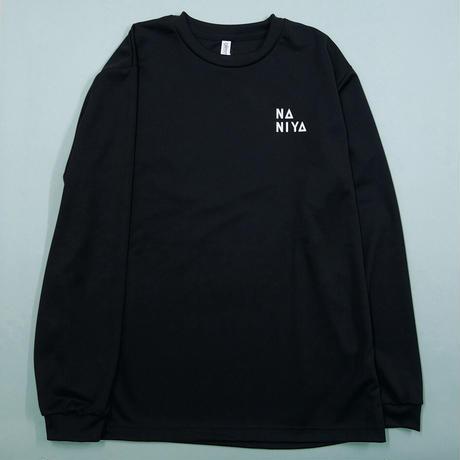 NANIYA Long Sleeve T-shirt / Black