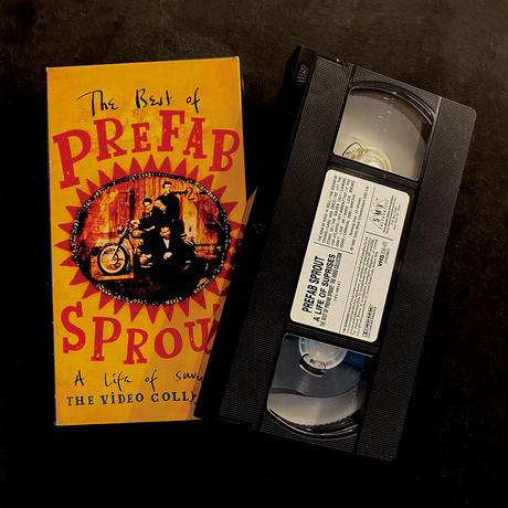 Prefab Sprout / The Best Of Prefab Sprout - A Life Of Surprises (VHS)