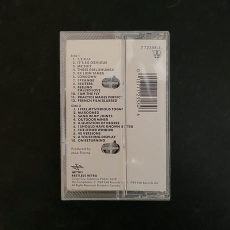 WIRE / ON RETURNING 1977~1979 (cassette tape) ワイヤー