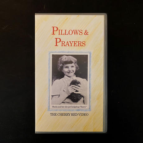 Pillows & Prayers / The Cherry Red Video (VHS)