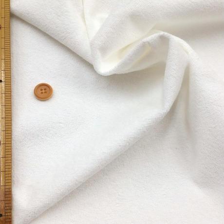 〈10cm単位販売〉【防水パイル】白 約148cm幅 表面:綿80%ポリエステル20%のパイル(タオル)地  裏面:ポリウレタンコーティング