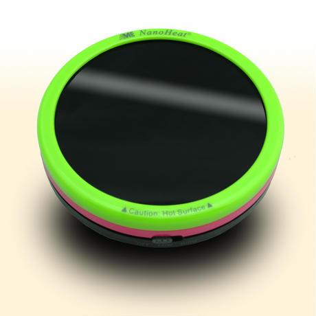 NanoHeat®カップウォーマー(ピンク)    HPC-120-P