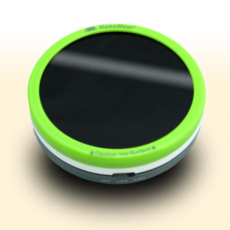 NanoHeat®カップウォーマー(ホワイト)  HPC-120-W