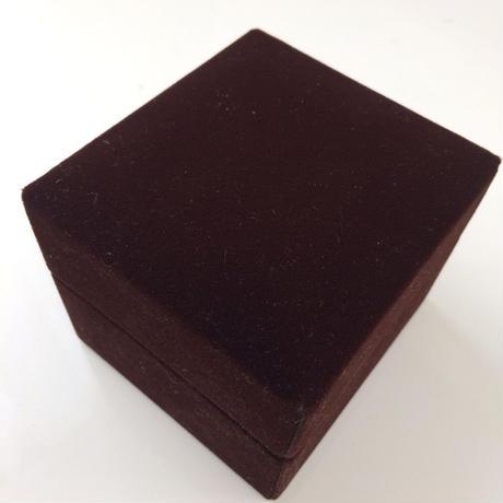 ショコラカラーのジュエルBOX