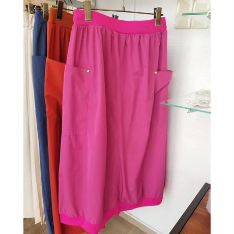 カーゴスカート ピンク