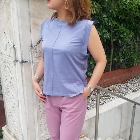 シルケットフレンチスリーブTシャツ
