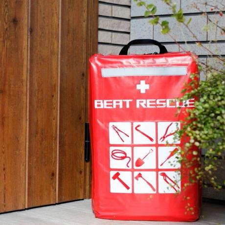 浮く災害救助工具 BEAT RESCUE(ビートレスキュー)