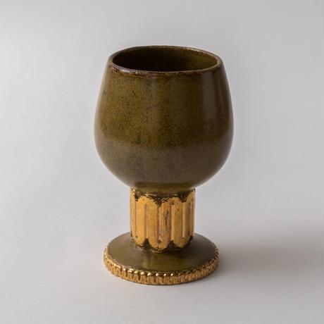 森のはなし-高杯金彩CUP