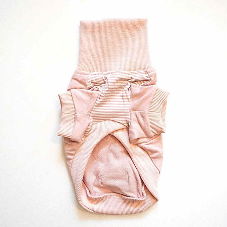 [rororiri]  Lupita コットンハイネック Tシャツ