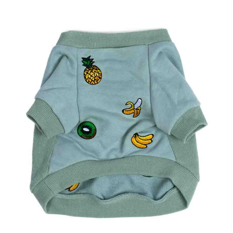 [GNOCCHI & GOMA] Tropical Fruits (トートーバックつき)