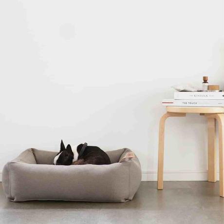 [MiaCara] Sonno Box Bed カフェオレ