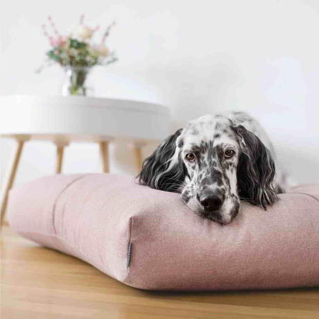 [Labbvenn] Cushion Bed ダスティーピンク