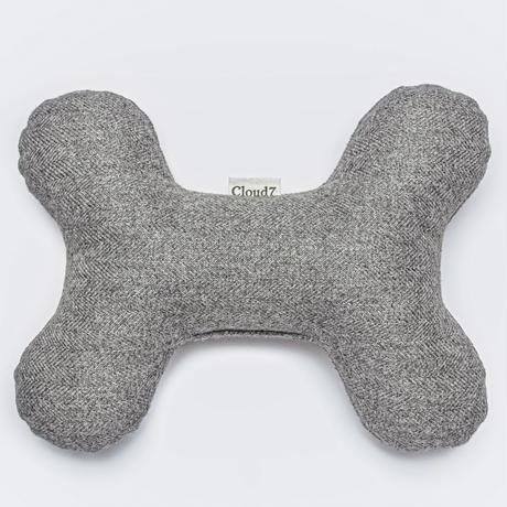 [Cloud7] Bone Toy ブラウン/グレー