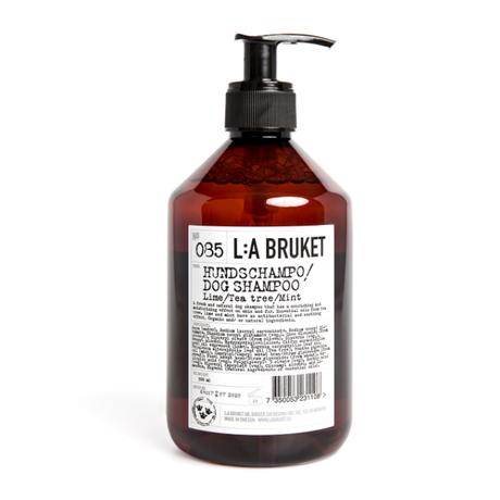 L:A BRUKET オーガニックドッグシャンプー (スワッグプレゼント中)