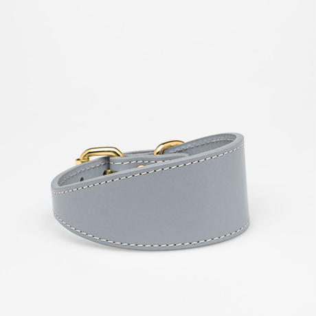 [Collar of Sweden] Grey Wide M/L/Martingale M