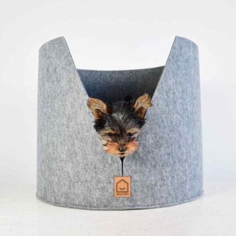 [HELLO PETS]  隠れ家ベッド