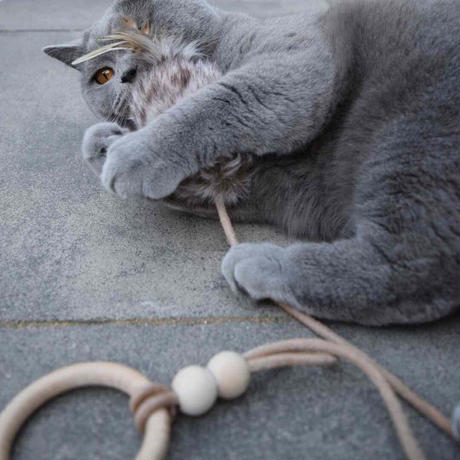 [Labbvenn] Cat Toy MUSSE