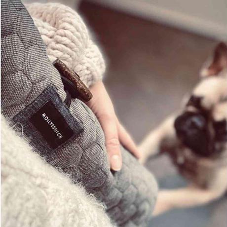 [Molly&Stitch] ハニーコム 防水マット