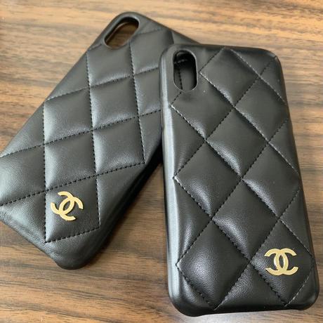 【即納】CCマークiPhoneケース  iPhoneX.XS
