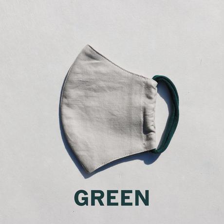 "Face Mask with ""AIR BATH"" from JAPANESE TEA FARM (ベージュ)"
