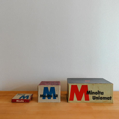 1960年代 ミノルタボックス