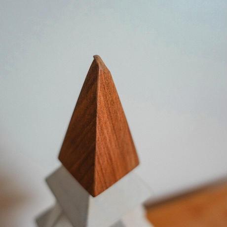 木製ツリーオブジェ