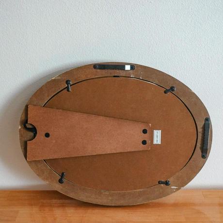 木製フレーム(オーバル)