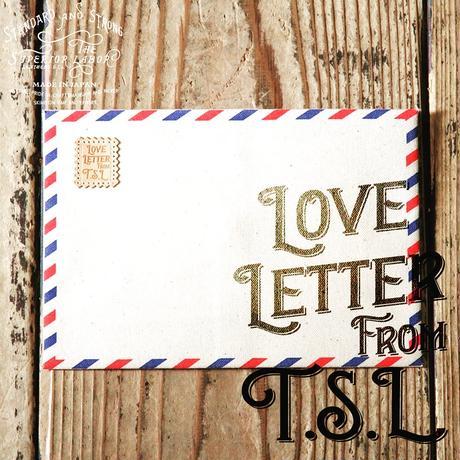 【THE SUPERIOR LABOR】TSL Love Letter L