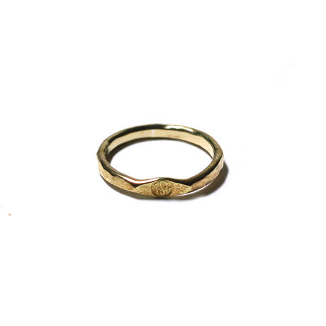 【THE SUPERIOR LABOR】brass fine draw ring