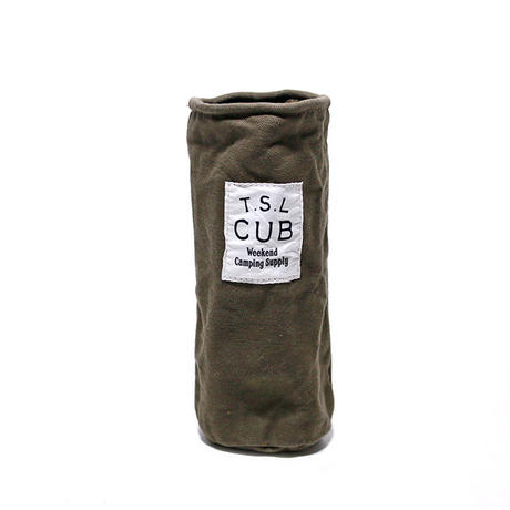【T.S.L CUB】bottle with holder (ボトル ウィズ ホルダー)