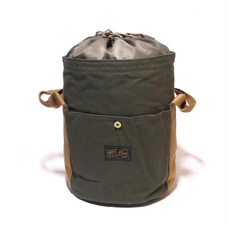 【T.S.L CUB】charcoal container(チャコールコンテナ)