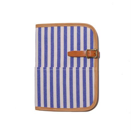 【THE SUPREIOR LABOR】stripe A5notebook cover