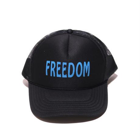 "【T.S.L CUB】mesh cap ""FREEDOM"""